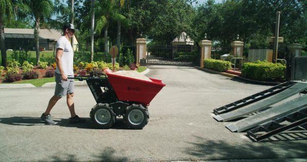 las vegas wheelbarrow muck trucks henderson 10