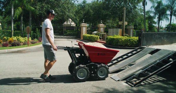 las vegas wheelbarrow muck trucks henderson 11
