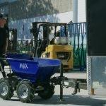 las vegas wheelbarrow muck trucks henderson 115