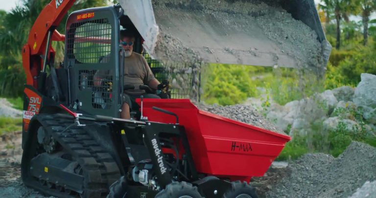 las vegas wheelbarrow muck trucks henderson 4