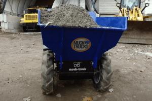 sand muck trucks